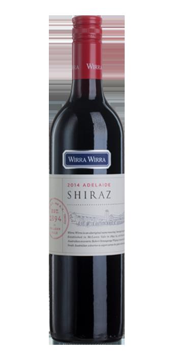 Wirra Wirra Adelaide Shiraz 75cl