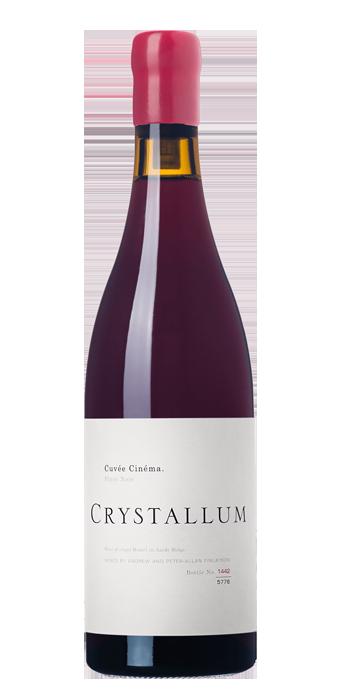 Crystallum Cuvée Cinema Pinot Noir 2017 75cl