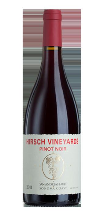 Hirsch Pinot Noir San Andreas Fault Sonoma Coast 2006 75cl