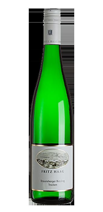Weingut Fritz Haag Brauneberger Riesling Trocken 75cl