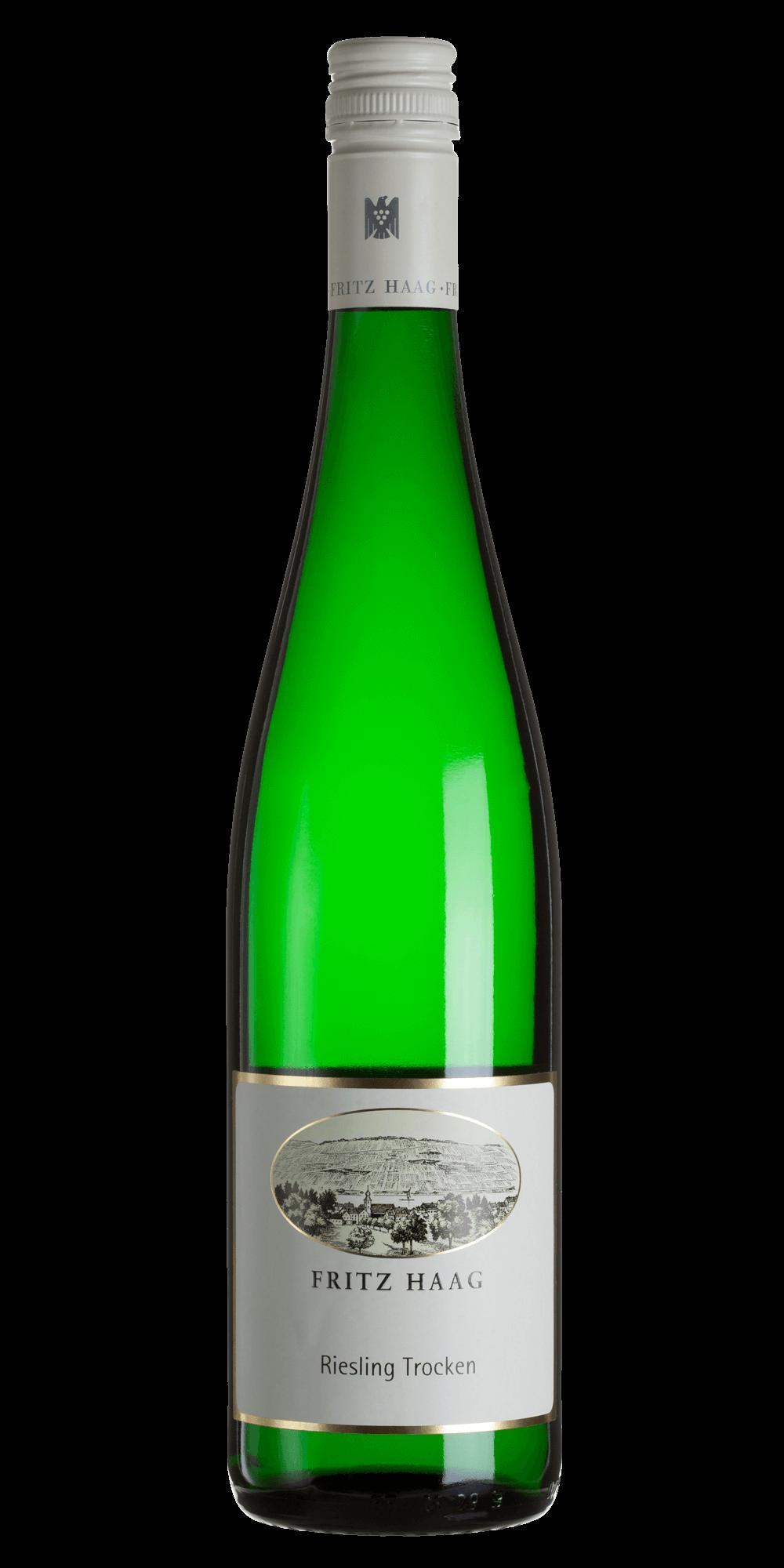 Weingut Fritz Haag Riesling Trocken 75cl