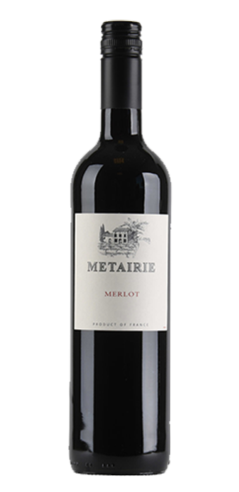 Metairie Merlot Pays D'Oc IGP 75CL