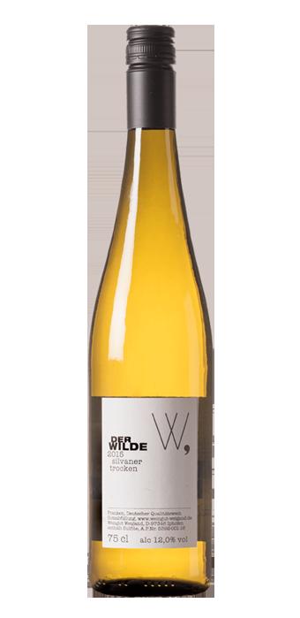 Weingut Weigand Der Wilde Silvaner Trocken 75cl