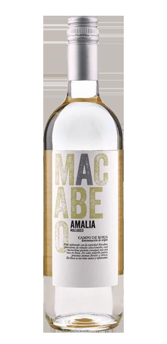 Bodegas Aragonesas Amalia Macabeo DO Campo De Borja 75CL