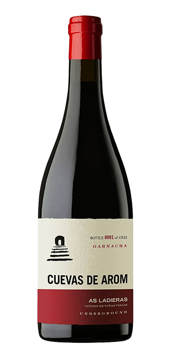 Cuevas De Arom As Ladieras DO Campo De Borja 75CL
