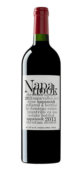 Dominus Napanook Napa Valley California 2013 75cl