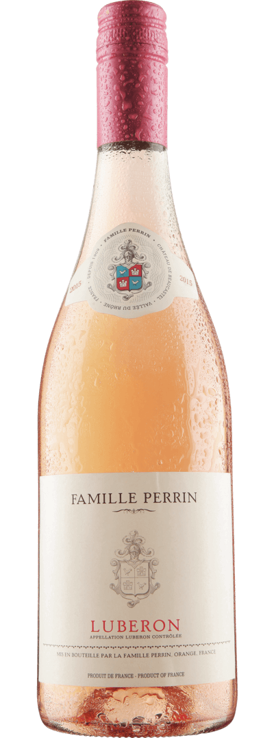 Famille Perrin Luberon Rosé 75CL