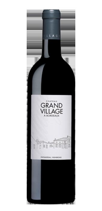 Grand Village Bordeaux Supérieur Rouge 2015 75CL