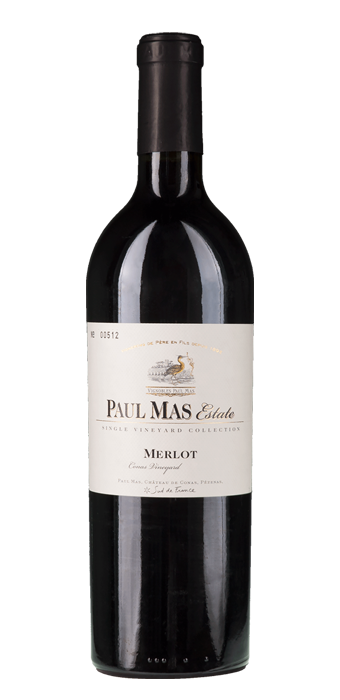 Domaine Paul Mas Estate Merlot 75CL
