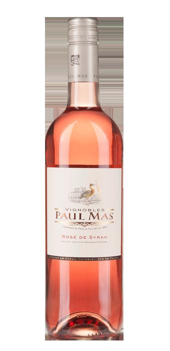Domaine Paul Mas Rosé De Syrah 75CL