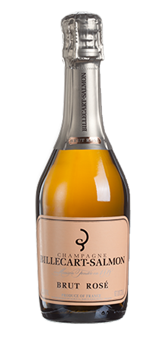 Billecart-Salmon Champagne Brut Rosé 35CL