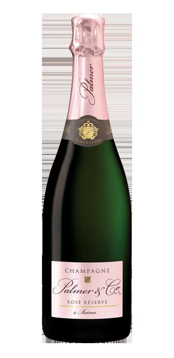 Champagne Palmer Rosé Reserve 75CL