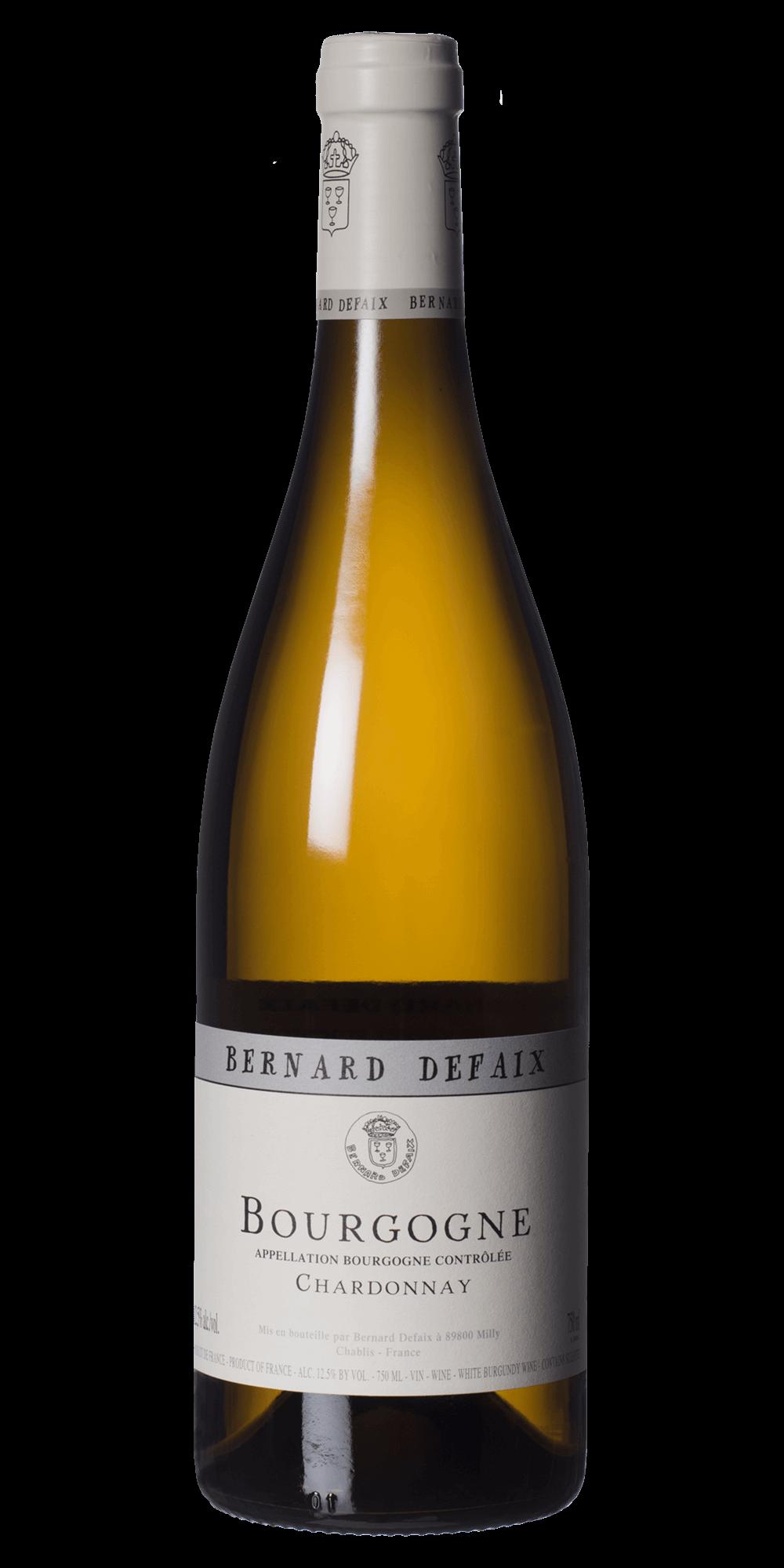 Domaine Bernard Defaix Bourgogne Chardonnay 75CL