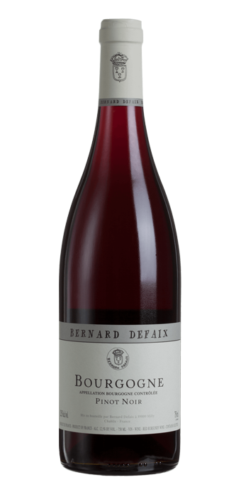 Domaine Bernard Defaix Bourgogne Rouge 75CL