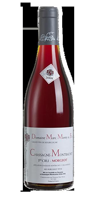 Domaine Marc Morey Chassagne Montrachet Rouge 1er Cru Morgeot 75CL