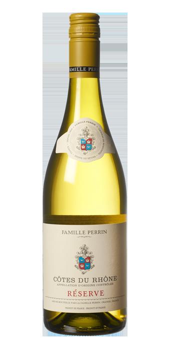 Famille Perrin Côtes Du Rhone Réserve Blanc 75CL
