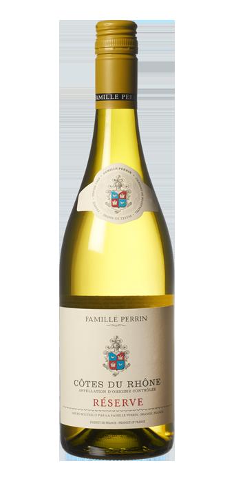 Famille Perrin Côtes Du Rhone  Réserve Blanc 150CL