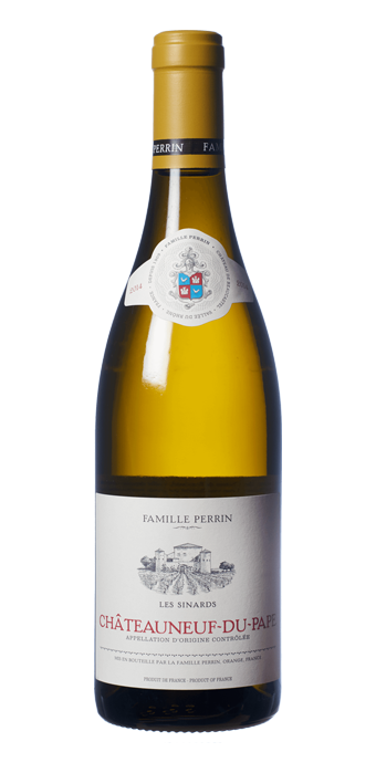 Famille Perrin Châteauneuf-du-Pape Les Sinards Blanc 75CL