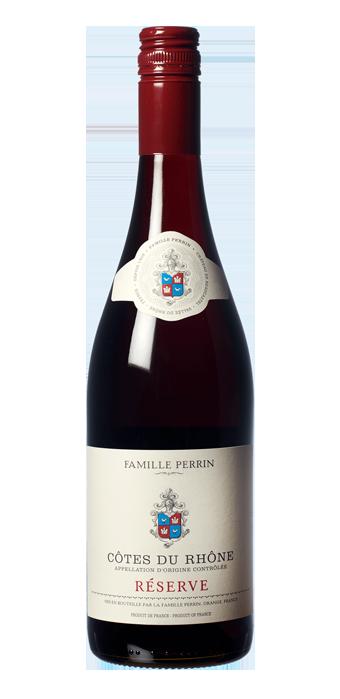 Famille Perrin Côtes Du Rhone Réserve Rouge 75CL
