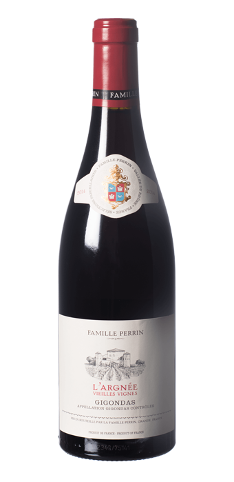 Famille Perrin Gigondas Vieilles Vignes L'Argnee 75CL