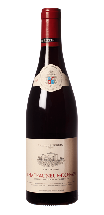 Famille Perrin Châteauneuf-du-Pape Les Sinards Rouge 75CL