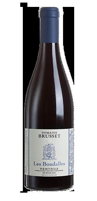 Domaine Brusset Ventoux Les Boudalles 75CL
