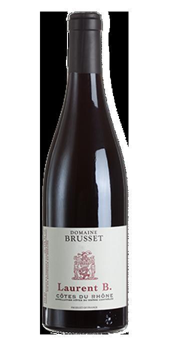 Domaine Brusset Côtes Du Rhône Laurent B 75CL