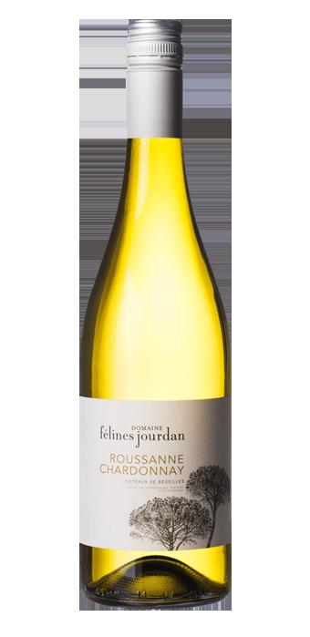 Domaine Félines Jourdan Les Fruités Chardonnay Roussanne 75CL