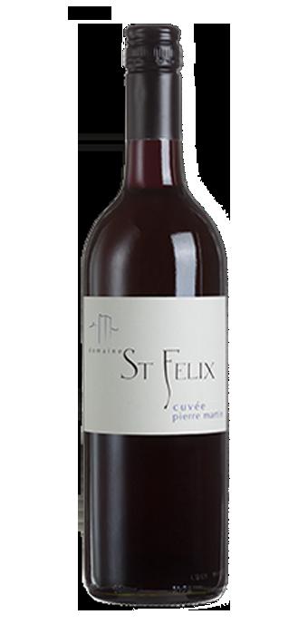 Domaine Saint Felix CuvéePierreMartin Rouge 75CL