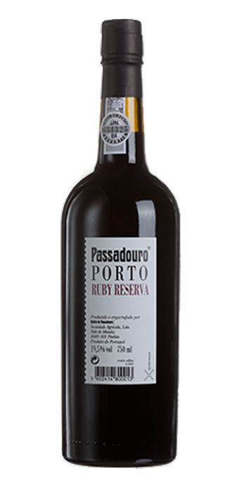 Quinta Do Passadouro Ruby Reserva Port 75CL