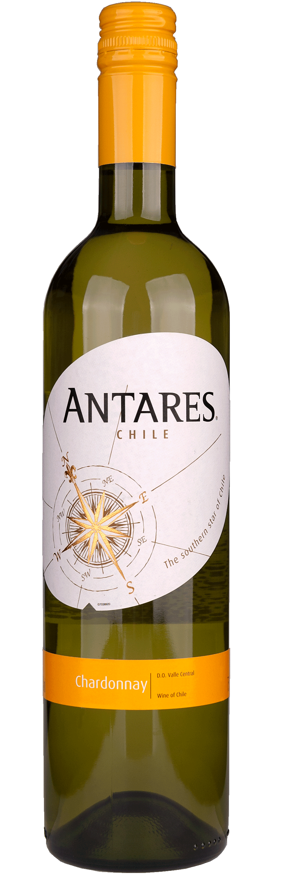Santa Carolina Antares Chardonnay Central Valley 75cl