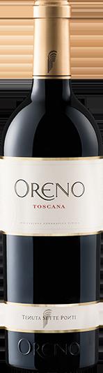 Tenuta Sette Ponti 'Oreno' IGT Toscana 2005 75CL