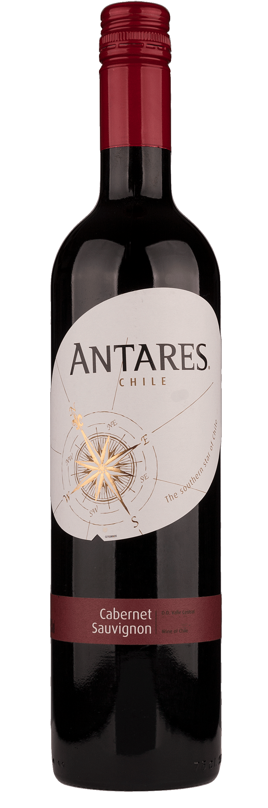 Santa Carolina Antares Cabernet Sauvignon Central Valley 75cl