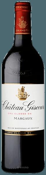 Château Giscours AC Margaux – Bordeaux 2006 75CL