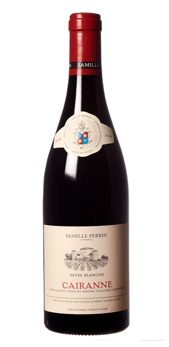 Famille Perrin Cairanne Peyre Blanche Rouge 75CL