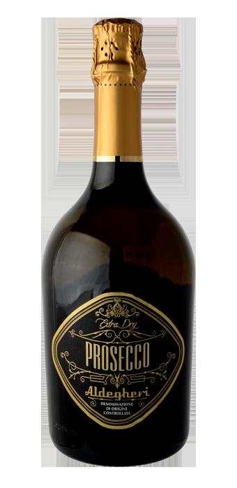 Aldegheri Prosecco Extra Dry 75CL