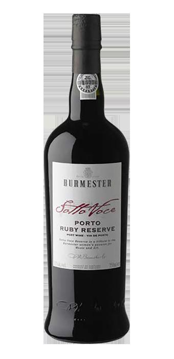 Burmester Sotto Voce Porto Reserve DOP 75CL