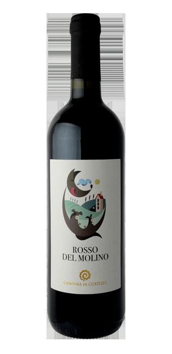 Cantina Di Custoza Rosso Del Molino IGT 75CL