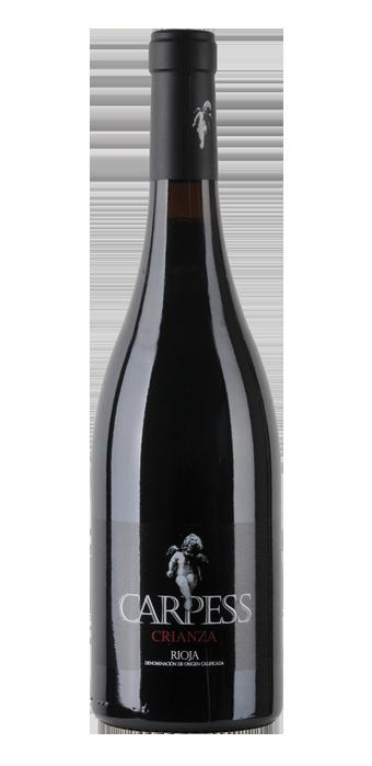 Finca Egomei Carpess DOC Rioja Crianza 75CL