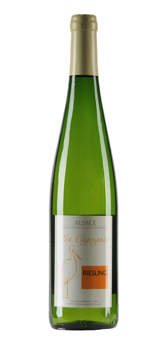 Domaine Hubert Beck Riesling Cigognes 75CL