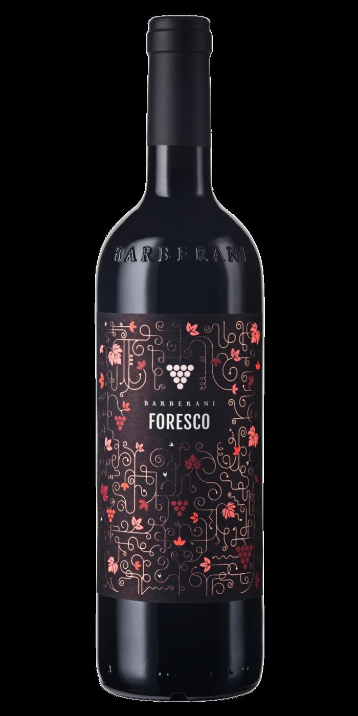 Barberani Rosso Umbria IGT Organic Foresco 75CL
