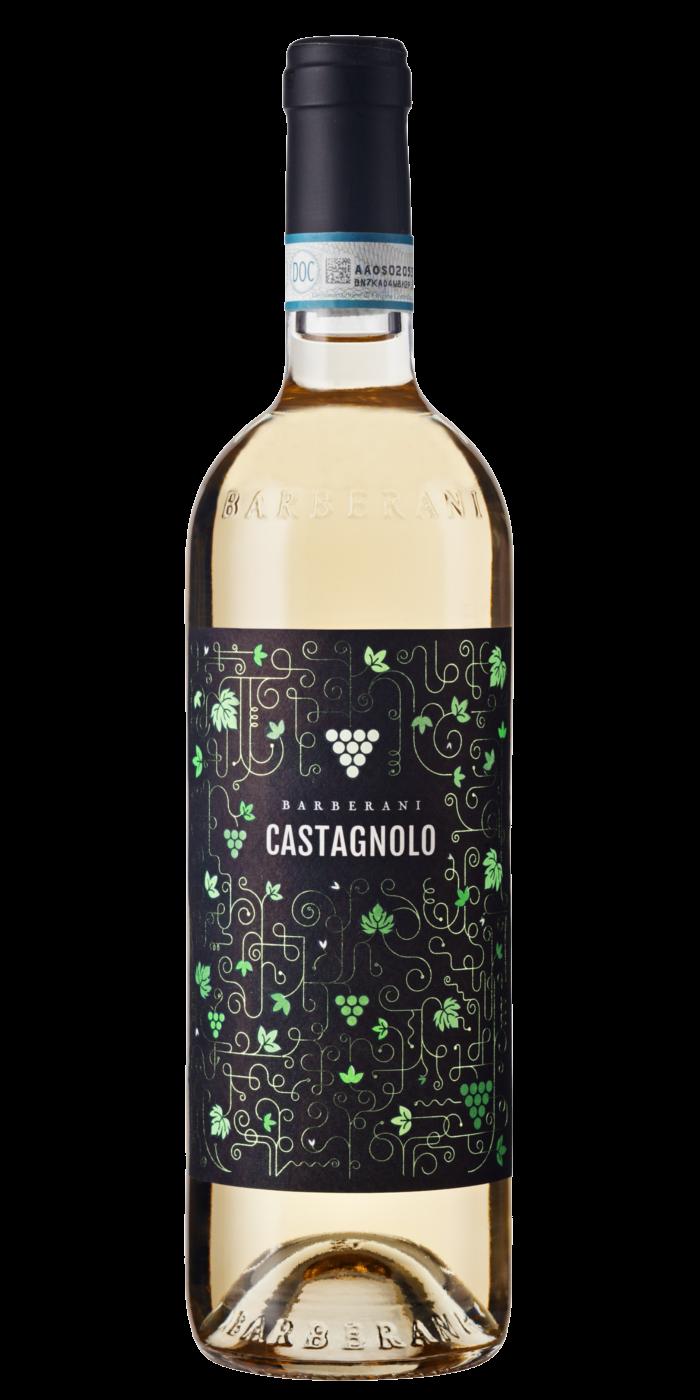 Barberani Orvieto Classico Organic Castagnolo 75CL