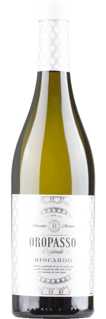 Biscardo Oropasso Chardonnay Garganega IGT 75CL