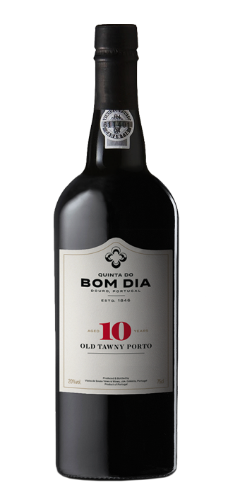 Quinta Do Bom Dia 10 Years Old Tawny 75CL