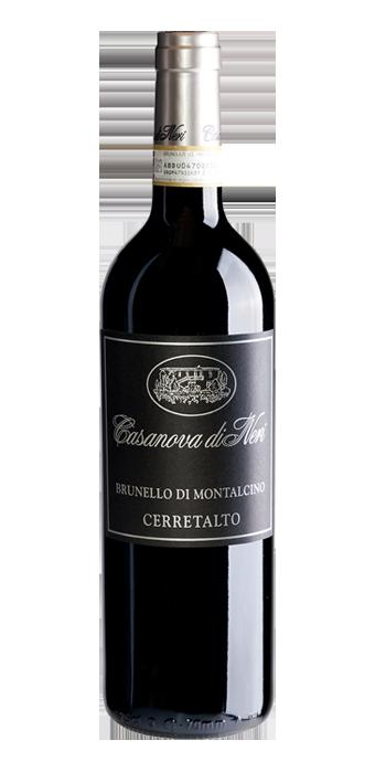 Casanova Di Neri Brunello Di Montalcino Cerretalto 2013 75CL