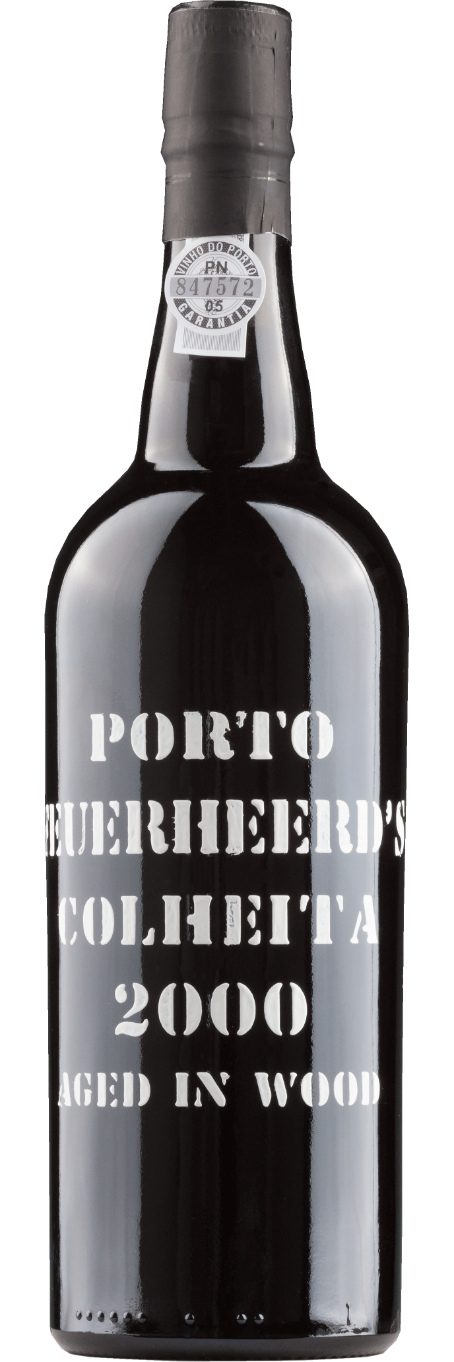 Feuerheerds Colheita 2000 Port 75CL