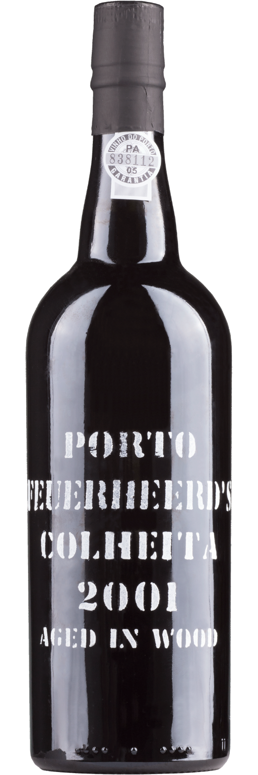 Feuerheerds Colheita 2001 Port 75CL