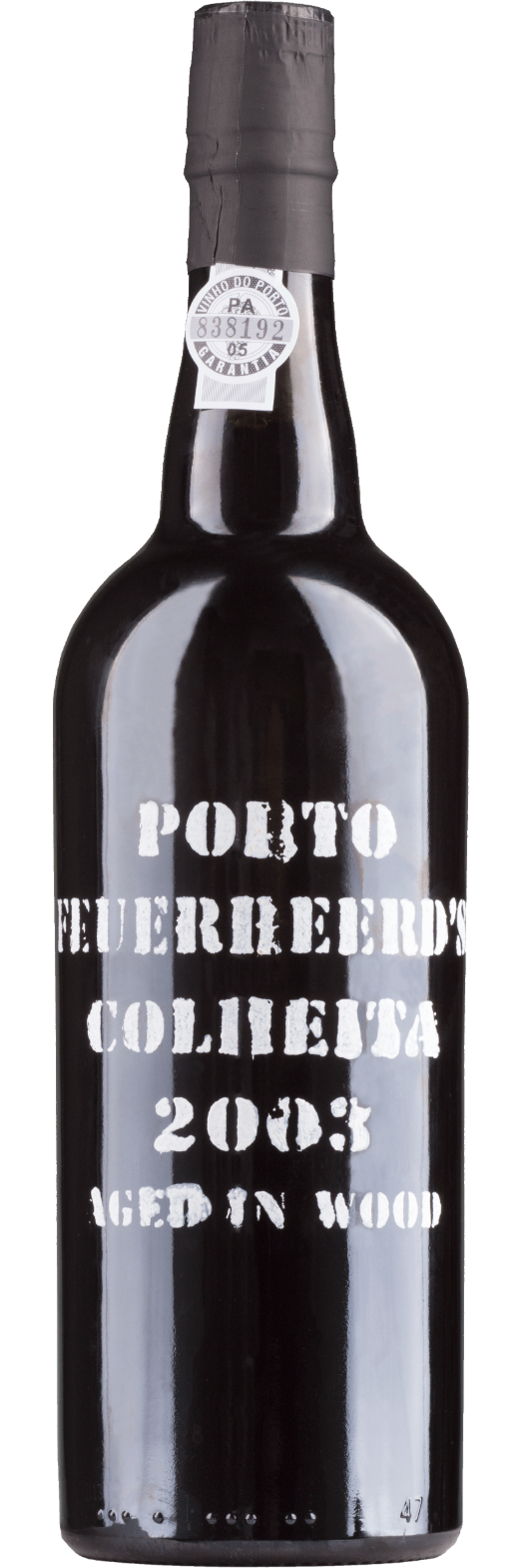 Feuerheerds Colheita 2003 Port 75CL
