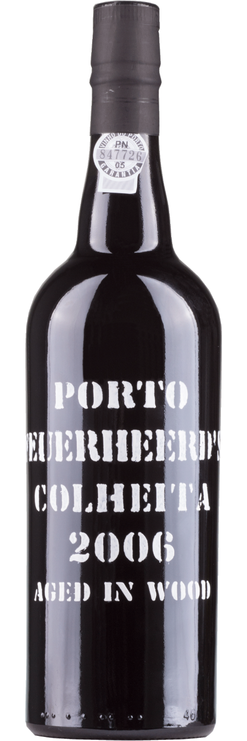 Feuerheerds Colheita 2006 Port 75CL