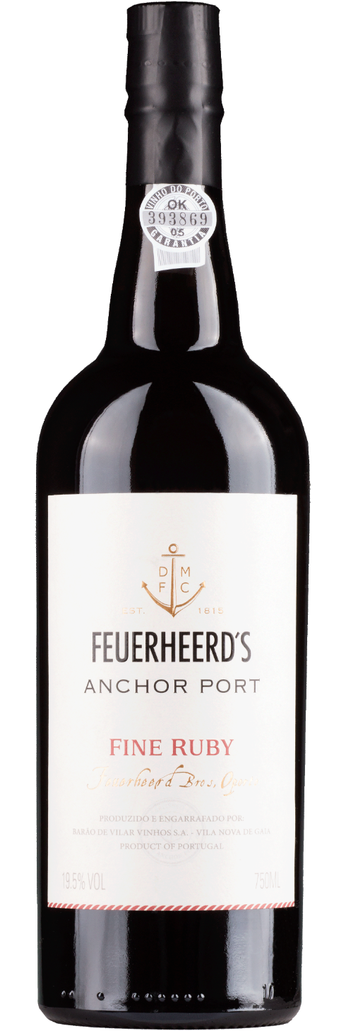 Feuerheerds Fine Ruby Port 75CL